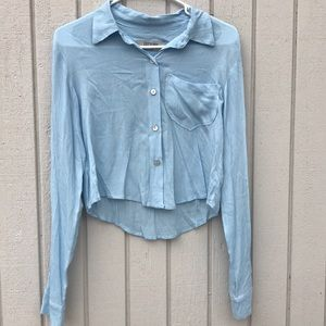 NWOT- Lucy Love Blouse